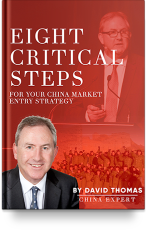 Eight Critical Steps for your China Market Entry Strategy