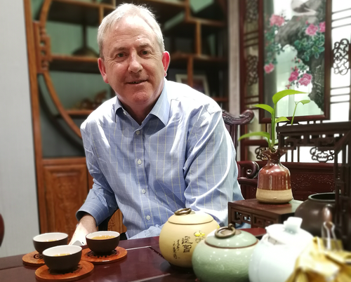 David Thomas - China Expert Speaker - Biography